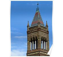 New Old South Church Tower in Boston Poster