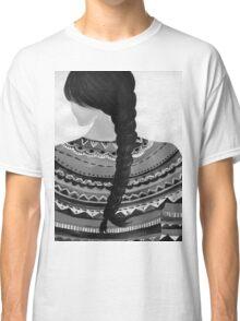 happy in braid Classic T-Shirt