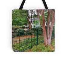 The Gazebo in the Park Tote Bag