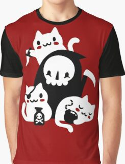 Deaths Little Helpers Graphic T-Shirt