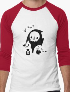 Deaths Little Helpers Men's Baseball ¾ T-Shirt