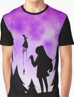 Gravity Falls - Superstition Graphic T-Shirt