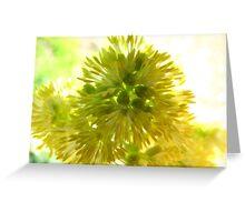 Lemon Sprite Greeting Card