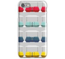 Tomorrowland Transit Autority's PeopleMover iPhone Case/Skin
