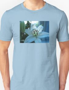 Blue Lily Unisex T-Shirt