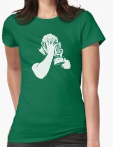 Its All Too Much Sometimes Womens Fitted T-Shirt