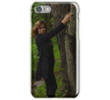 Hanging out by the River iPhone Case/Skin