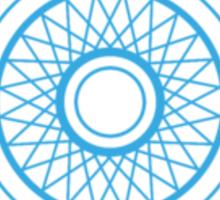 Fleetwood Wheel Sticker