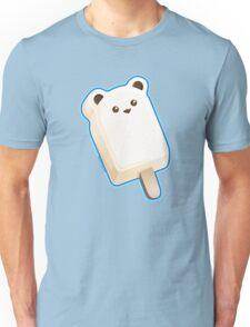 Cute Polar Bar Ice Cream Unisex T-Shirt