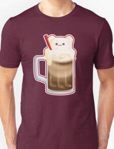 Cute Root Beer Float Ice Cream Bear T-Shirt
