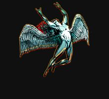 ICARUS THROWS THE HORNS - dark shadows Unisex T-Shirt