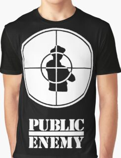PUBLIC ENEMY Graphic T-Shirt