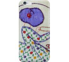 Thursday Purple Pie Baking Bonnet Lady iPhone Case/Skin