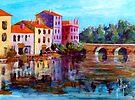 Dordogne France by Jim Phillips