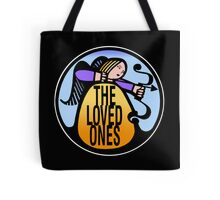 The Loved Ones original drumskin design 1965 - on a bag Tote Bag
