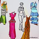 Paper Doll by cherie hanson