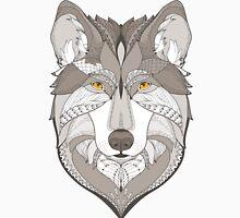 wolf, zentangle Classic T-Shirt