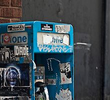 PayPhone Message Board by JakeLovesPhoto