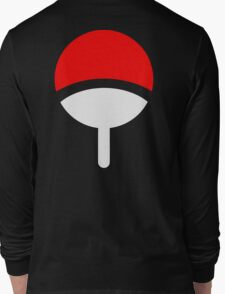 Uchiha Clan symbol Long Sleeve T-Shirt