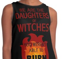 The Daughters of Witches Contrast Tank