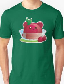 Cute Raspberry Sorbet Ice Cream Bear Unisex T-Shirt