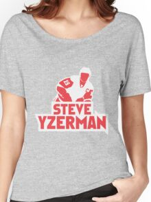 Steve Yzerman Women's Relaxed Fit T-Shirt