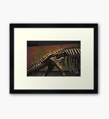 Ancient times. Framed Print