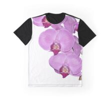 Purple Orchid Graphic T-Shirt