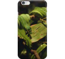 Green Dream. iPhone Case/Skin