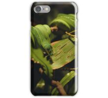 Green Dream. iPhone Case/Skin