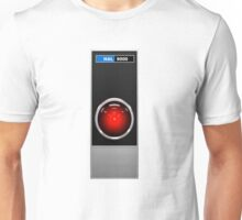 2001 Space Odyssey - Hall 9000 Unisex T-Shirt