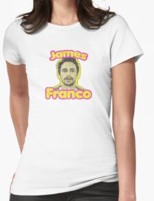 James Womens Fitted T-Shirt