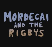 Mordecai and the Rigbys Kids Clothes