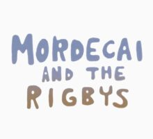 Mordecai and the Rigbys by seankumar