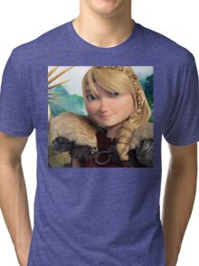 How To Train Your Dragon 06 Tri-blend T-Shirt