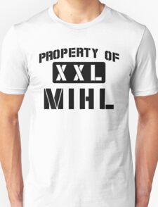 Morgantown Inline Hockey League (Black) Unisex T-Shirt
