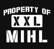 Morgantown Inline Hockey League (White) by greydpeak