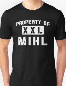 Morgantown Inline Hockey League (White) Unisex T-Shirt