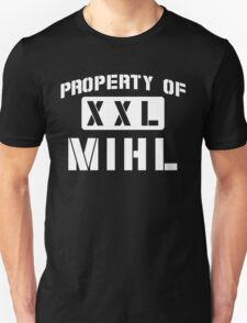 Morgantown Inline Hockey League (White) T-Shirt