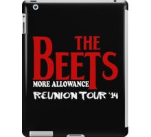 The Beets Reunion Tour iPad Case/Skin