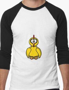 YELLOW BIRD Men's Baseball ¾ T-Shirt