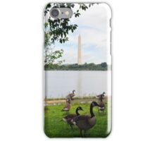 The Washington Monument - Washington D.C. iPhone Case/Skin