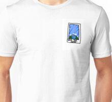 Earth Polaroid Unisex T-Shirt