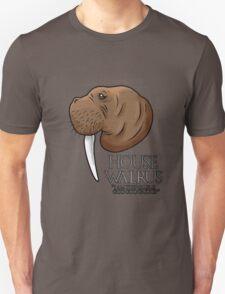 House Walrus Unisex T-Shirt
