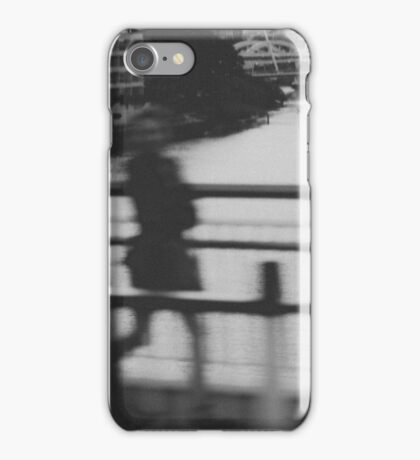City walks. iPhone Case/Skin