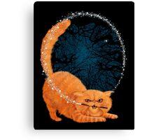 Magic Cat! Canvas Print