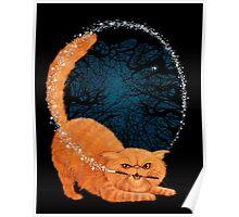 Magic Cat! Poster