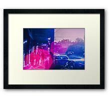 Johnson Street Framed Print