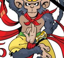 Monkey King Sticker