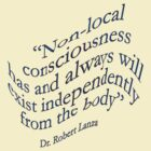 Non-Local Consciousness by TeaseTees